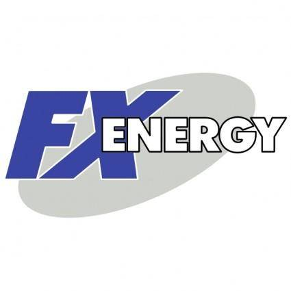 free vector Fx energy