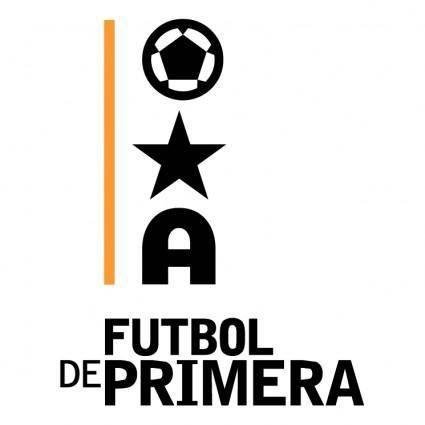 free vector Futbol de primera