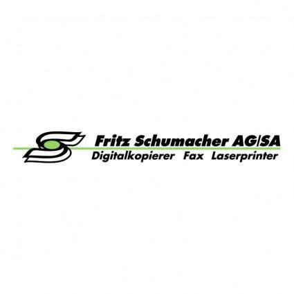 Fritz schumacher 0