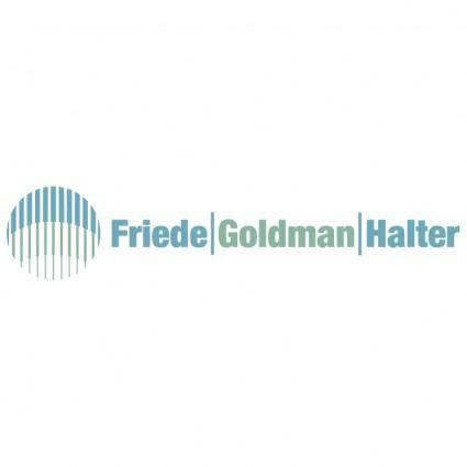 Friede goldman halter