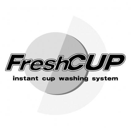 free vector Freshcup