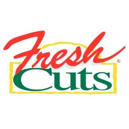 free vector Fresh cuts