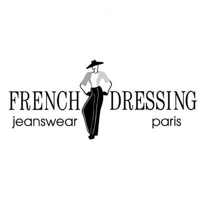 free vector French dressing 0