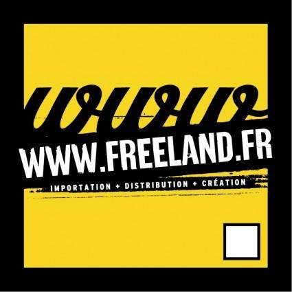 free vector Freeland