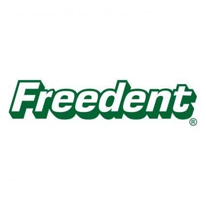 free vector Freedent