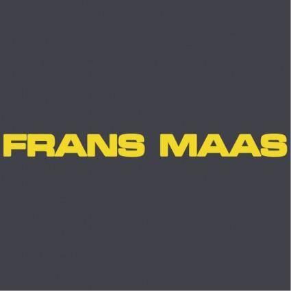 free vector Frans maas