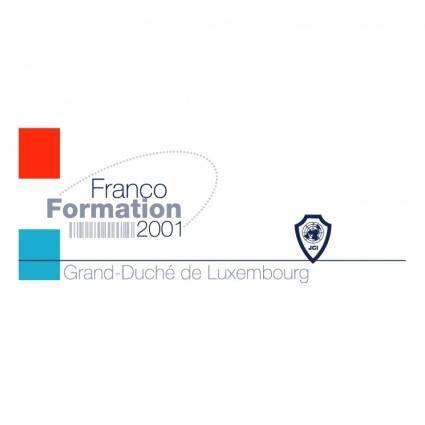Franco formation 2001