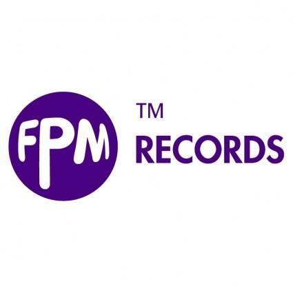 free vector Fpm records