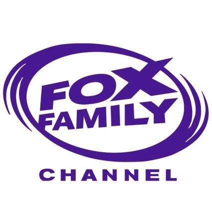 free vector Fox family