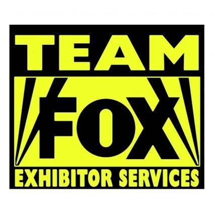 free vector Fox exhibitor services