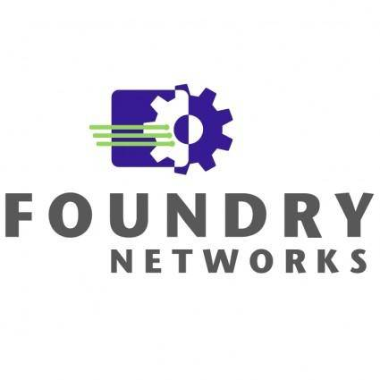 free vector Foundry networks