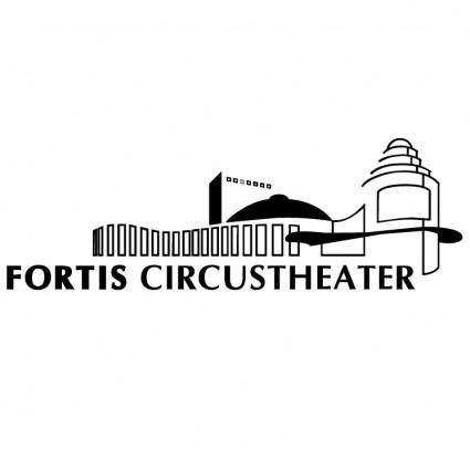free vector Fortis circustheater