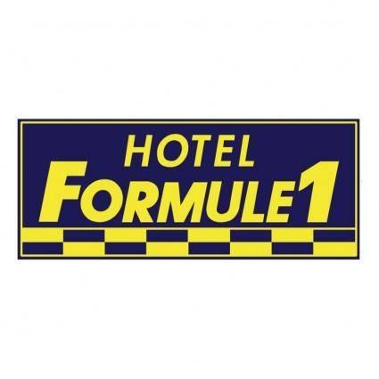 Formule 1 hotel 0