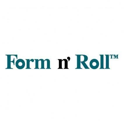 Form n roll