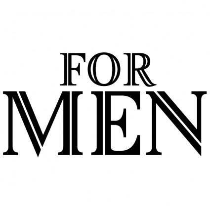 For men 0
