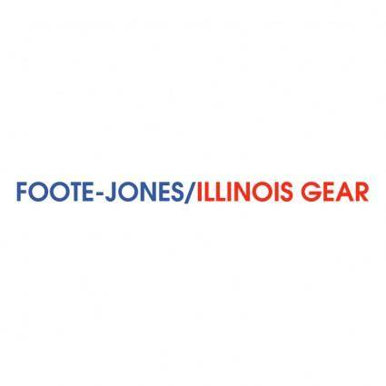 Foote jonesillinois gear