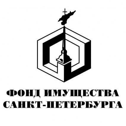 free vector Fond imutshestva sankt petersburg