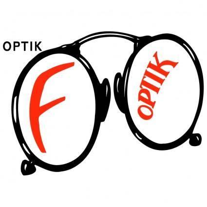 free vector Fokus optik