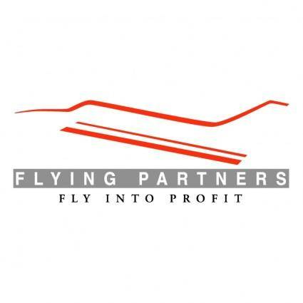 free vector Flying partners