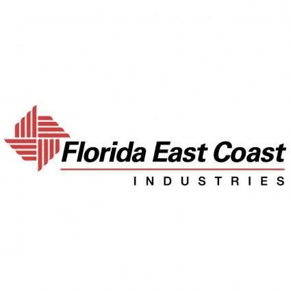 free vector Florida east coast industries