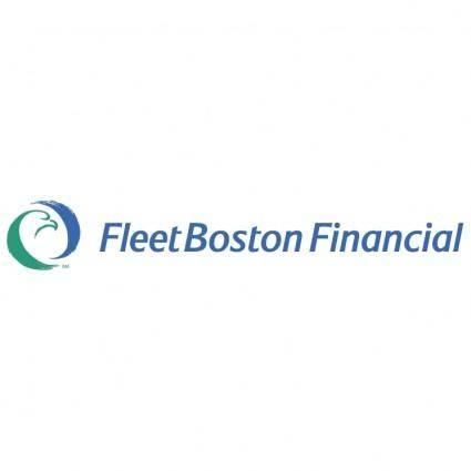 free vector Fleetboston financial