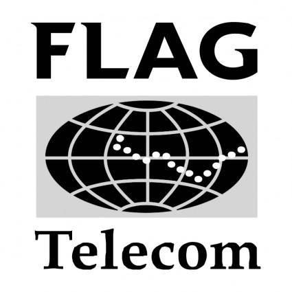 free vector Flag telecom