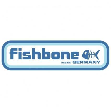 free vector Fishbone design