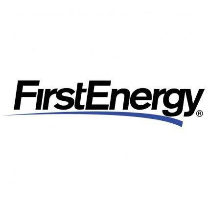 free vector Firstenergy