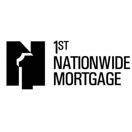 First nationwide mortgage