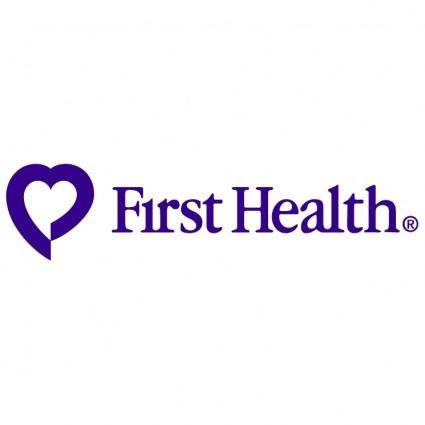 free vector First health