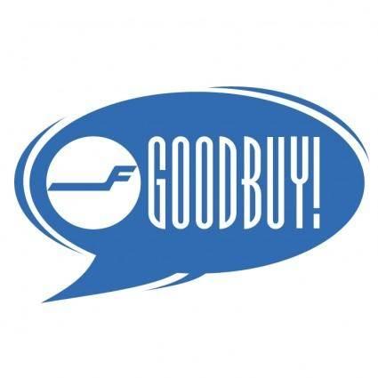 free vector Finnair goodbye