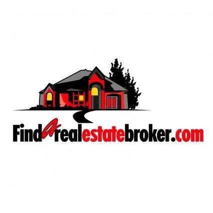 free vector Findarealestatebrokercom