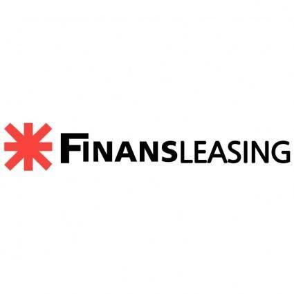 Finans leasing