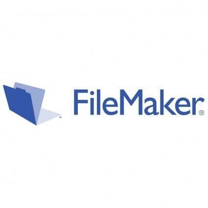 free vector Filemaker 2