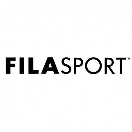 free vector Filasport