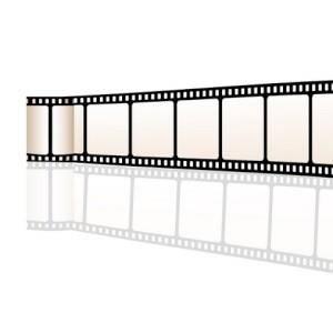 Vector Film Reel 8446
