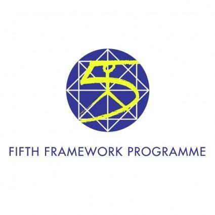 free vector Fifth framework programme