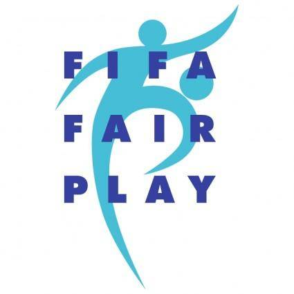 free vector Fifa fair play