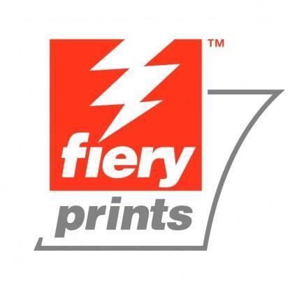 Fiery prints