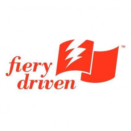 Fiery driven