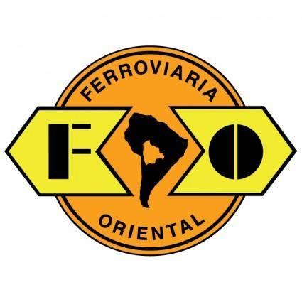 free vector Ferroviaria oriental