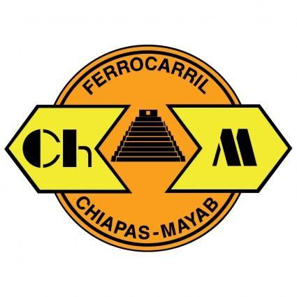 Ferrocarriles chiapas mayab