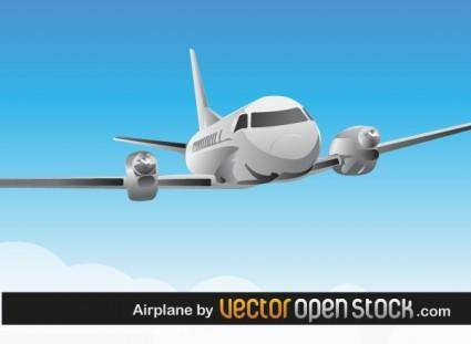free vector Airplane Vector