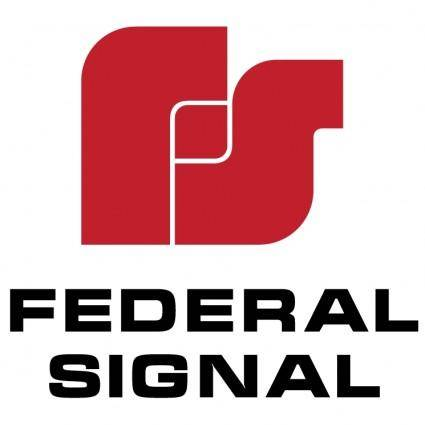 free vector Federal signal