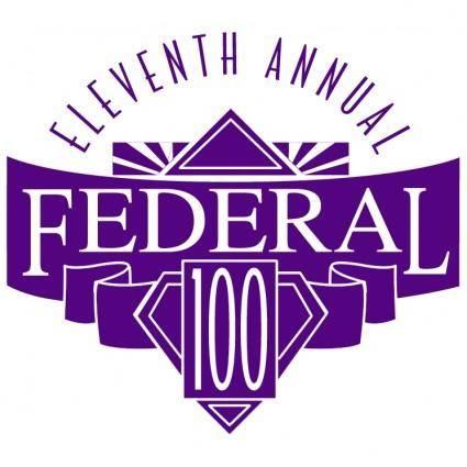 Federal 100