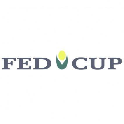 free vector Fed cup
