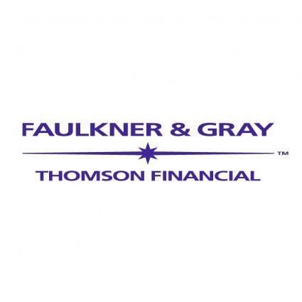 Faulkner gray