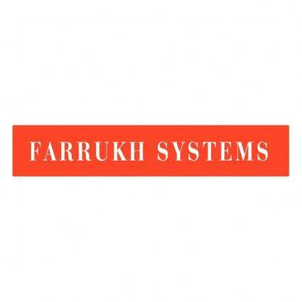 free vector Farrukh systems
