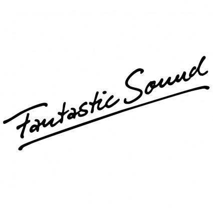 free vector Fantastic sound