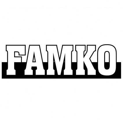 free vector Famko